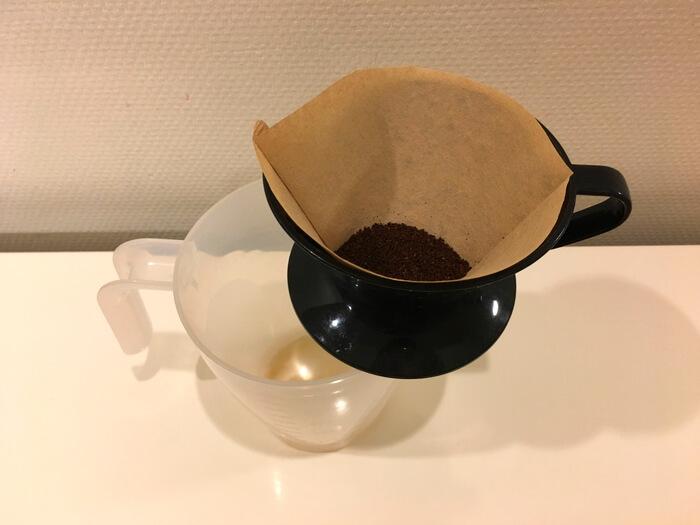 コーヒーエネマに使うコーヒードリップ