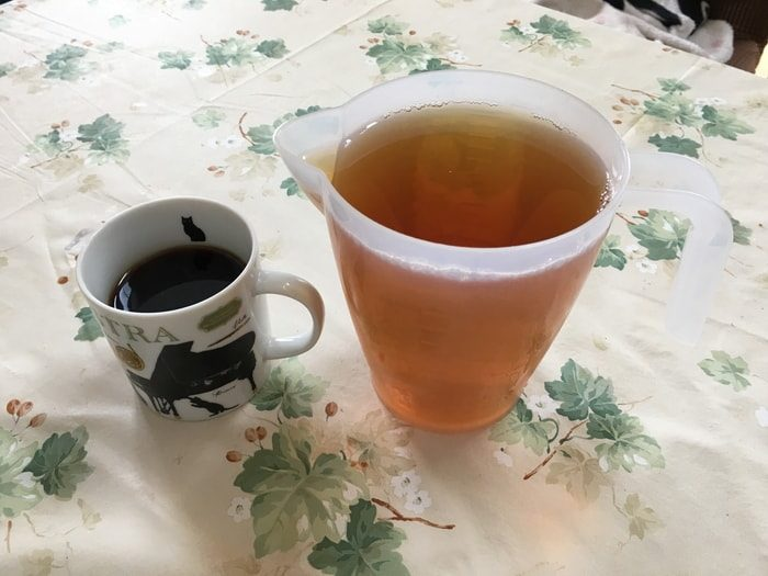 コーヒーエネマ