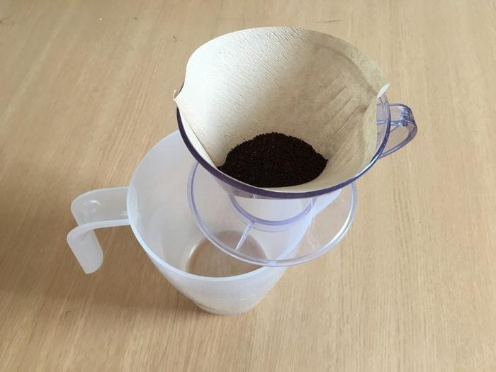 コーヒーエネマのコーヒー
